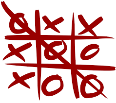 Noughts and crosses - puzzles to help development