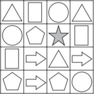 Navigating a grid