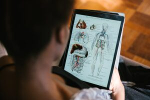 Online Learning at Medical School